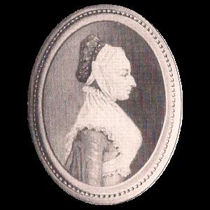 portret Vrouwe Groenevelt